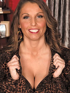 Stacie Starr - Busty MILF of the Month