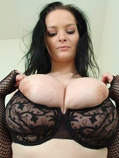 Huge Tits in Action
