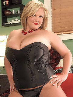 Curves In A Corset